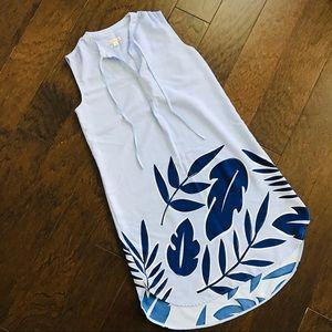 Merona Light Blue Dress